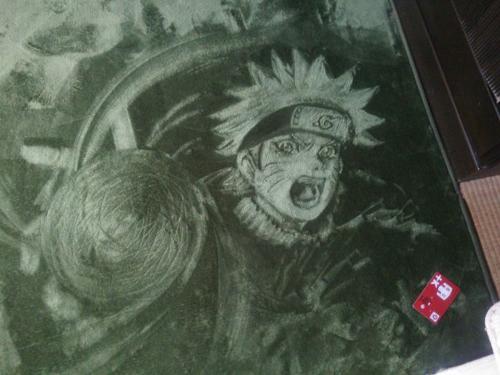 недолговечные картины на ковре