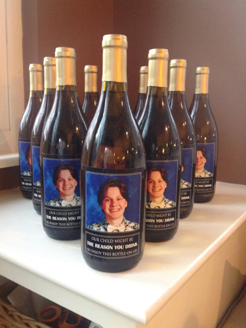 вино в подарок для учителей