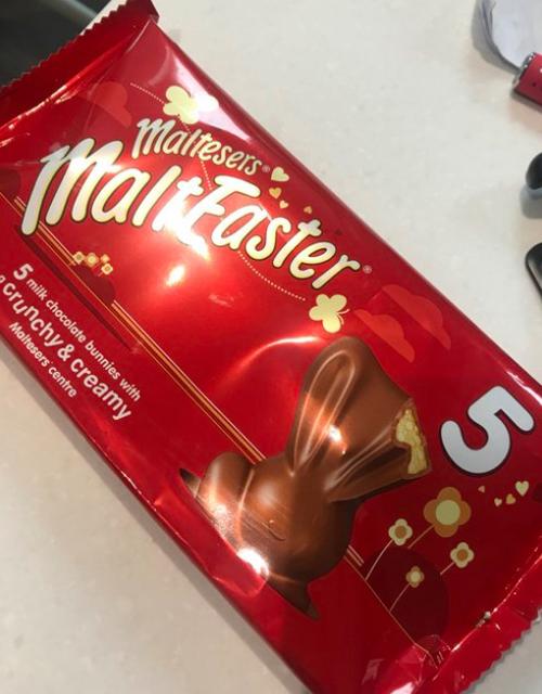странный ассортимент шоколада