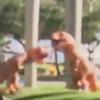 динозавры снялись в репортаже