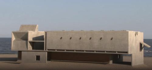 самая одинокая библиотека в мире