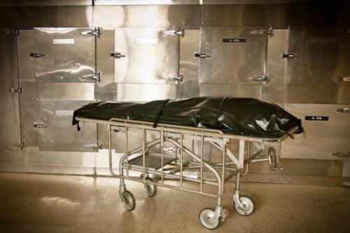 заключённый умер и воскрес