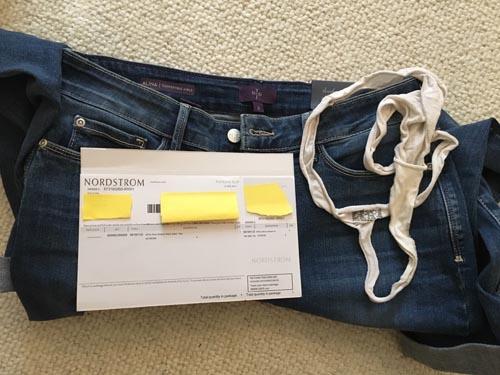 сюрприз в кармане джинсов