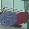 необычное применение для зонтов