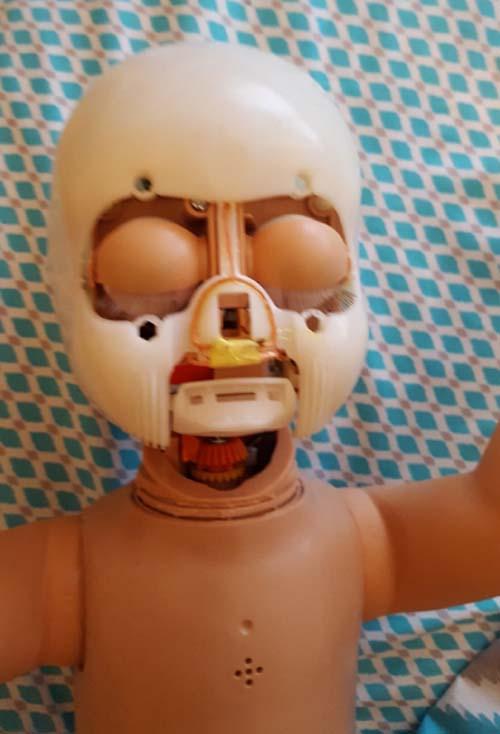 необычные игры с куклами