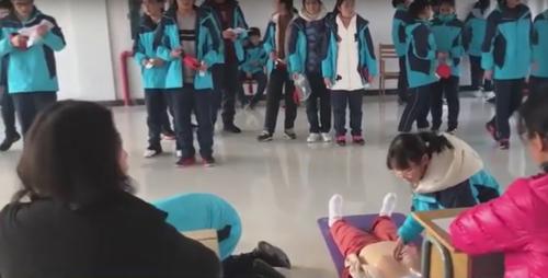 экзамен по оказанию первой помощи