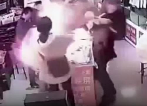 проверка привела к взрыву