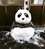 удивительные снеговики