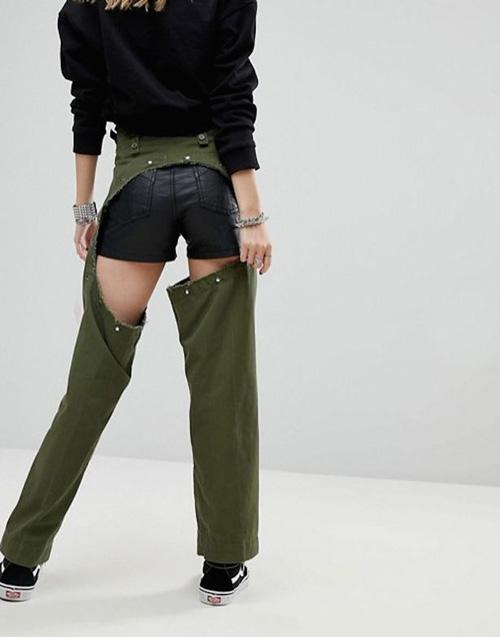 джинсы не для застенчивых