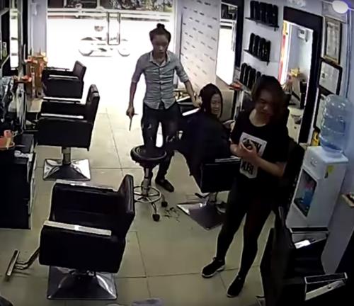 взрыв в салоне красоты