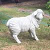 воры украли статую овцы
