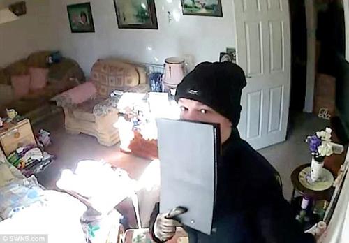 воры украли камеры видеонаблюдения
