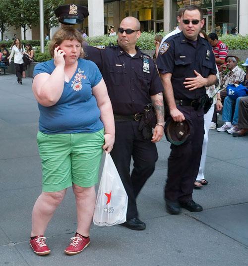 осуждение людей с лишним весом