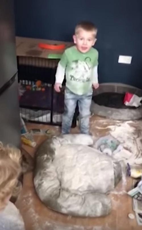 детей оставили без присмотра