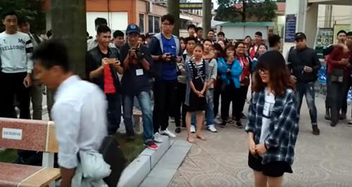 приглашение на танцы провалилось