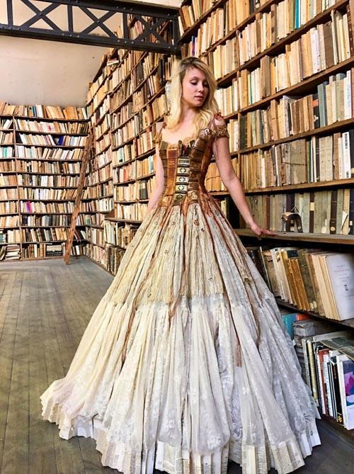 роскошные и оригинальные платья