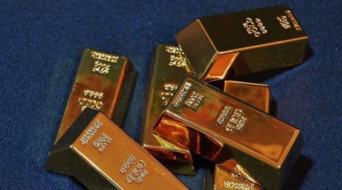 фальшивые золотые слитки