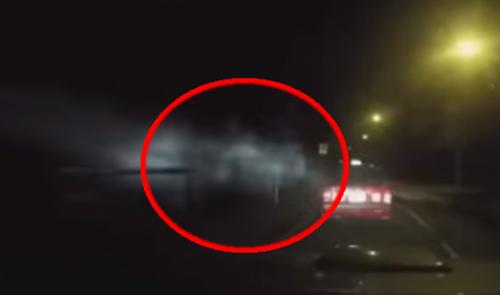 демон атаковал такси