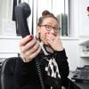 анонимный звонок с оскорблениями