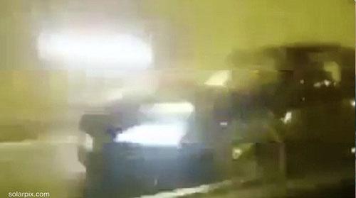 любителя быстрой езды арестовали