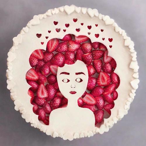 веган делает поразительные десерты