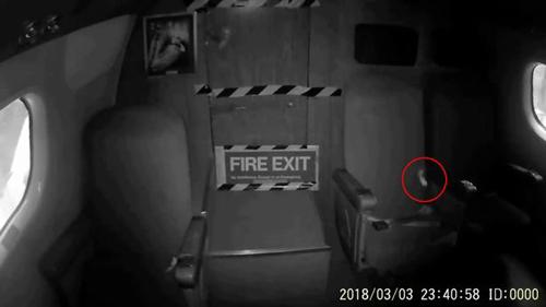 призрак женщины-пилота