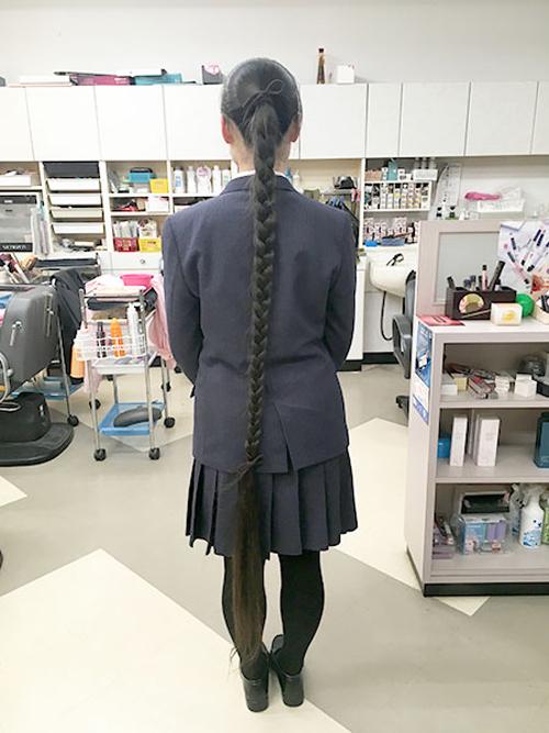 самые длинные волосы в мире