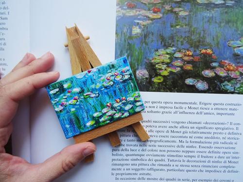 миниатюрные копии картин