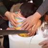 девочка в стиральной машине