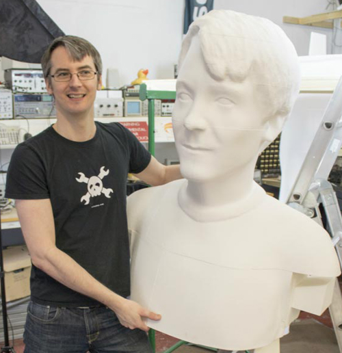 рекордная 3d-скульптура