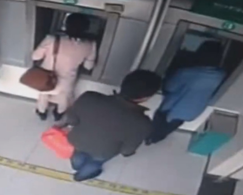 ограбление возле банкомата