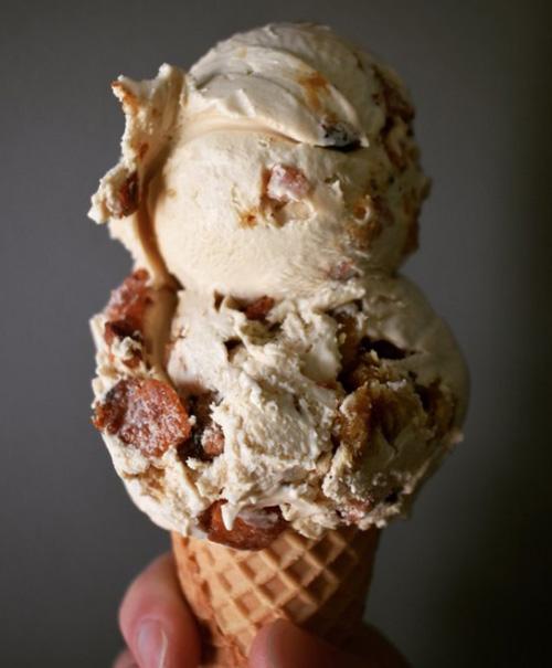 мороженое со вкусом ветчины