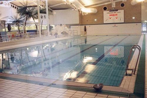 бассейн исчез за ночь