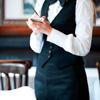 официантка обиделась на клиента
