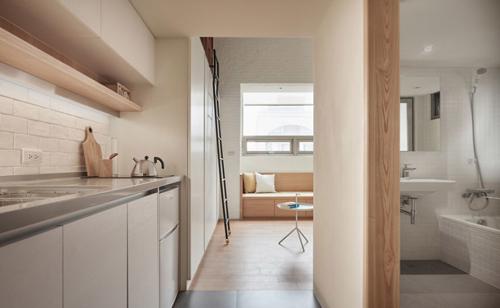 маленькая удобная квартирка