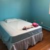 спальня превратилась в тюрьму