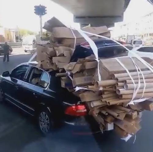автомобиль для перевозки мусора