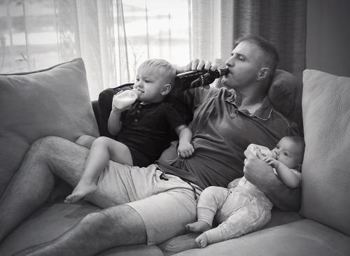 разные типы отцов
