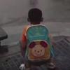 мальчик считает отца героем