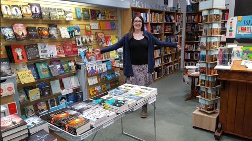 худший день в книжном магазине