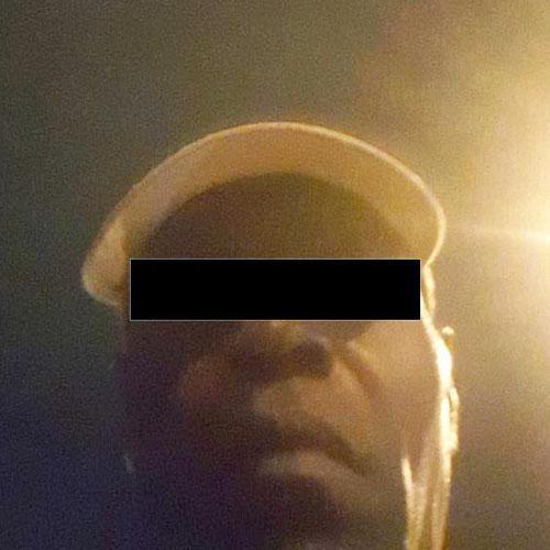 полицейские не задержали грабителя
