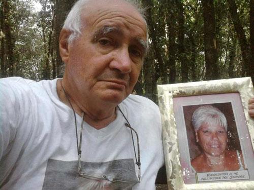 фотография умершей жены
