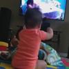 малыш хочет стать барабанщиком