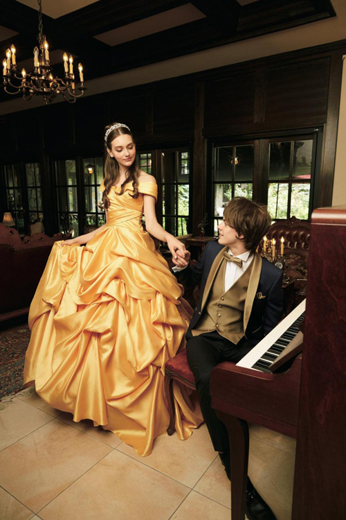свадебные платья в стиле диснея