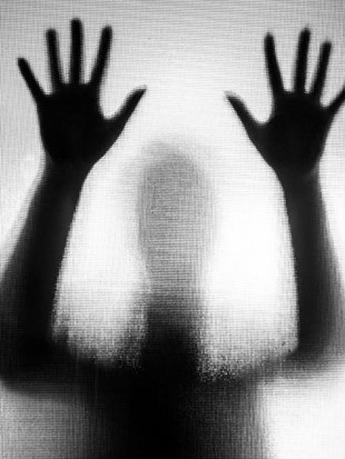 женщина нашла любовника-призрака