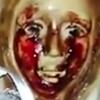 статуя плачет кровавыми слезами