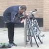 кража велосипеда среди бела дня