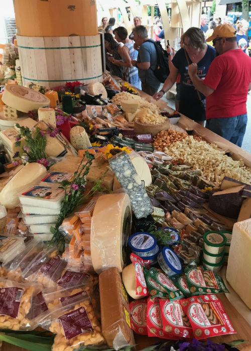 гигантская сырная закуска