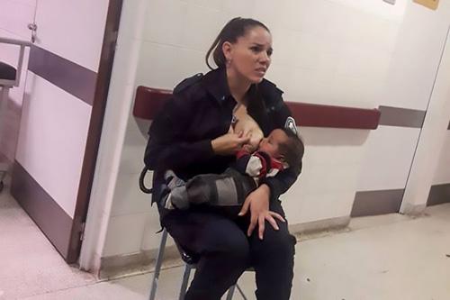 неожиданная помощь для малыша