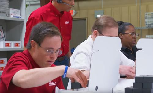 работа для людей с инвалидностями